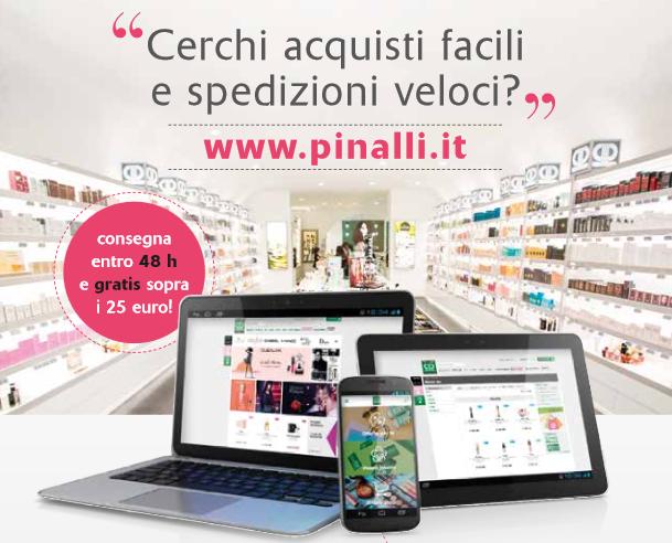 意大利美妆零售商 Pinalli S.r.l 打造全渠道零售体系,2017年销售额达5500万欧元