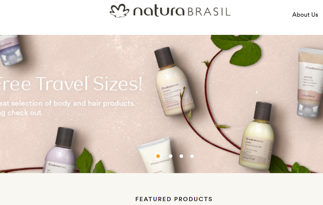 巴西美妆巨头Natura立下豪言:希望成为全球第一美妆集团