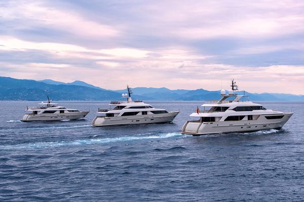意大利游艇制造商 Sanlorenzo 成立60周年,2017年销售额达3亿欧元