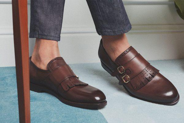 意大利奢华鞋履品牌 Santoni 2017年销售额达8000万欧元,出口目标将瞄准亚洲及非洲