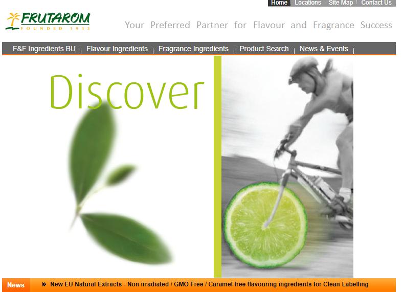 美国香精香料巨头 IFF 斥资71亿美元收购以色列天然香精原料制造商 Frutarom
