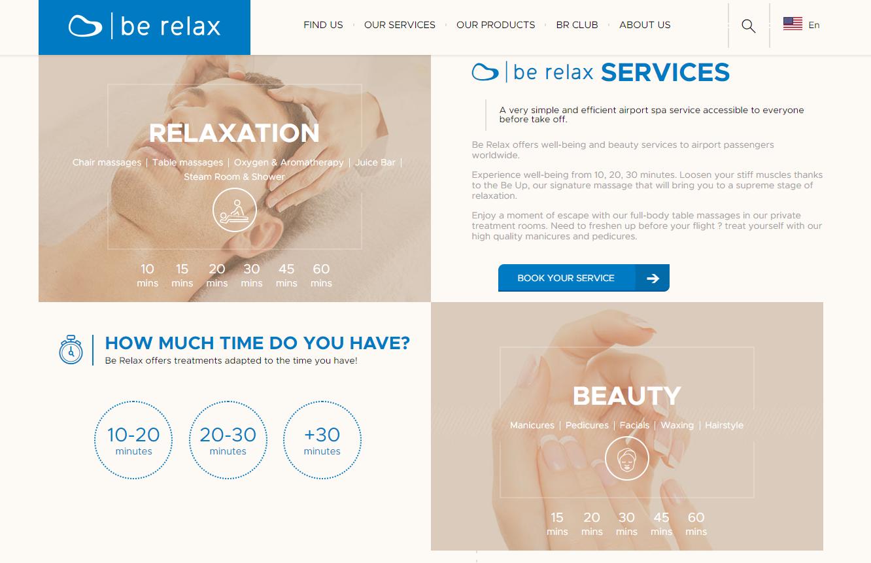 机场水疗和美容服务运营商 Be Relax 获私募基金 Activa Capital 2000万欧元投资