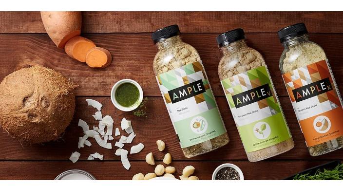 让创业者能用最短时间吃完一顿健康餐!Ample Foods 完成200万美元种子轮融资