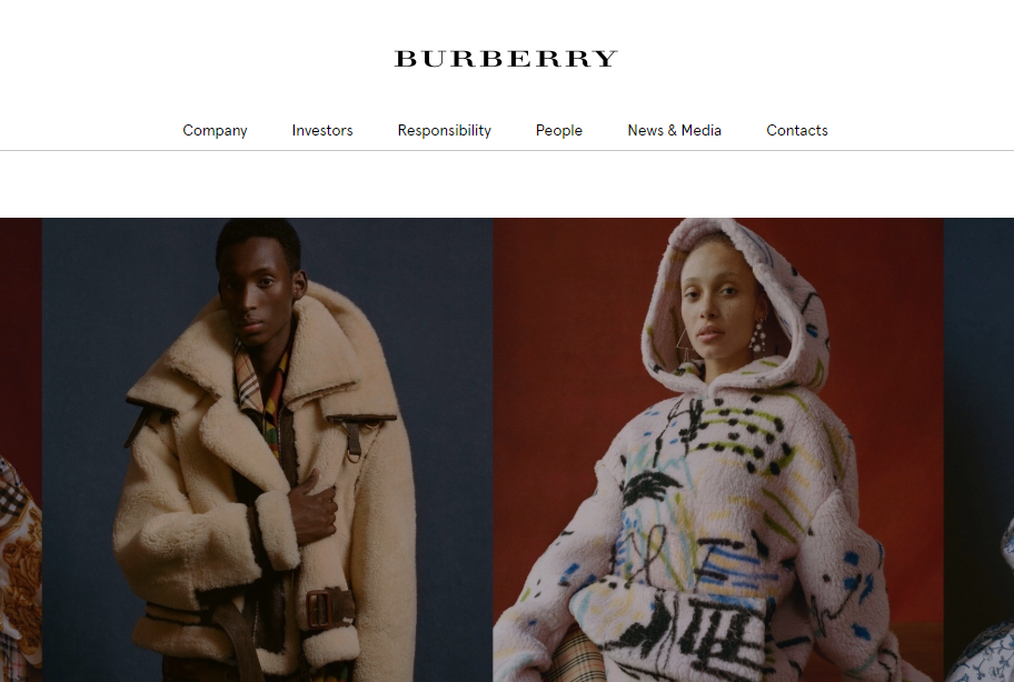 新政初见成效,转型过程中的 Burberry2018财年同店销售额同比增长 3%