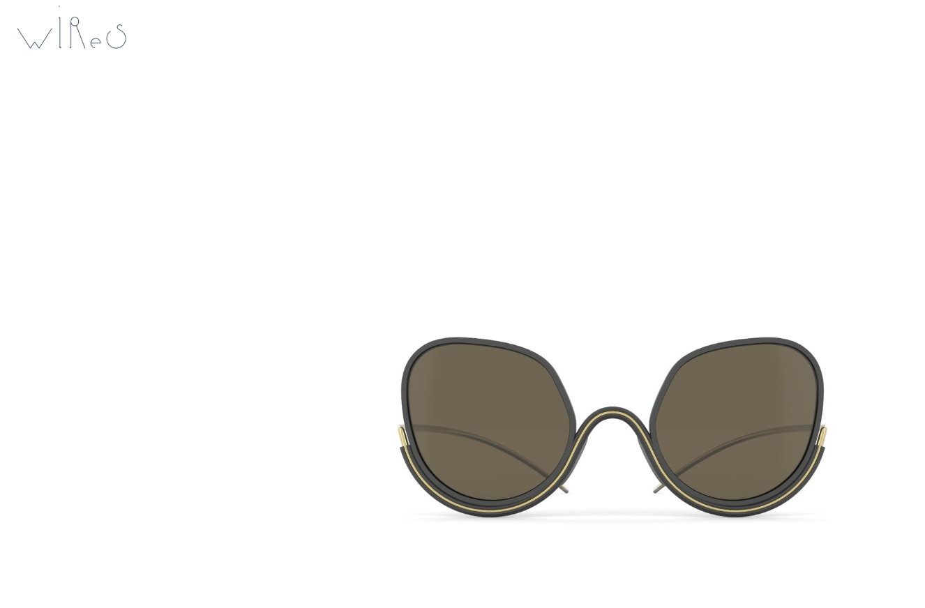 镜片镜框随心组合!模块化眼镜初创公司Wires Glasses 完成种子轮融资