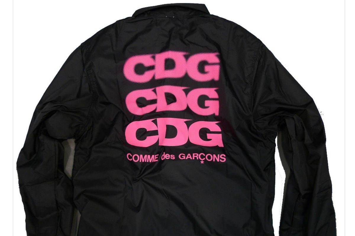 川久保玲的 Comme des Garçons 旗下首个互联网专属支线品牌 CDG 正式亮相