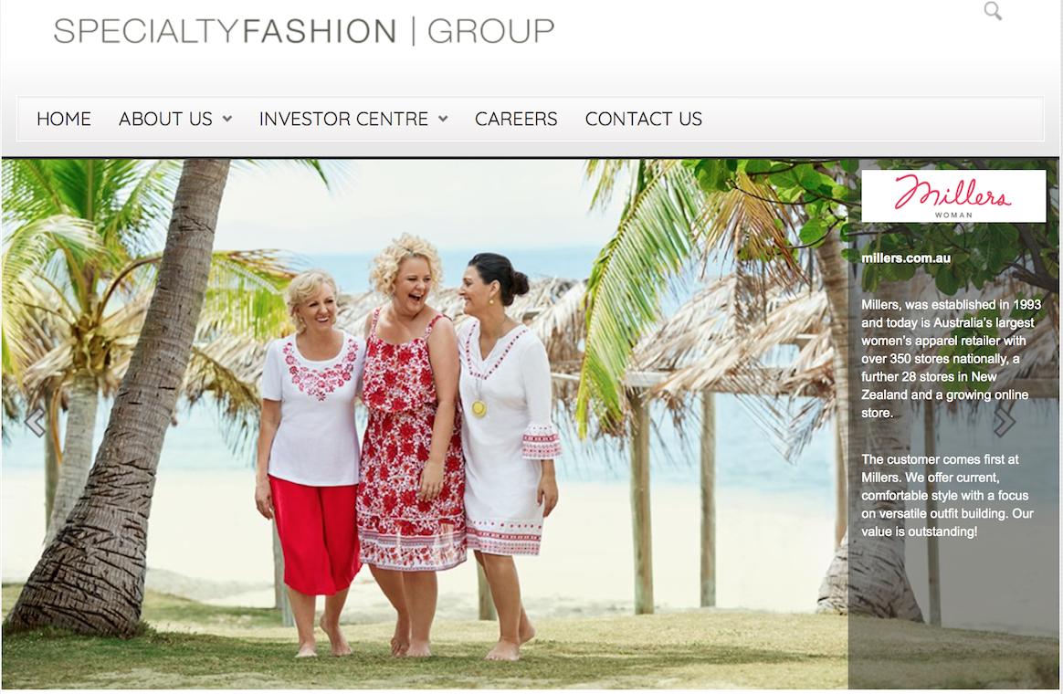 收购同行旗下价值3100万美元的品牌,Noni B 跃升澳大利亚最大女装零售商之一
