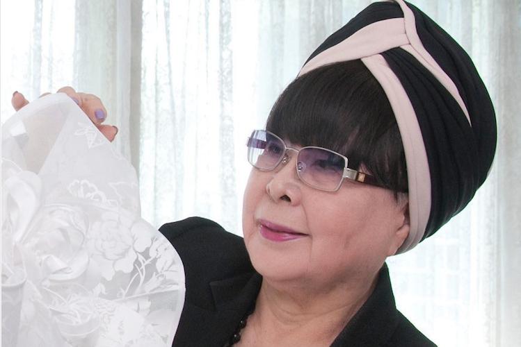 日本第一个婚纱设计师桂由美专访:创业前10年赚的钱只够给4个员工付工资!