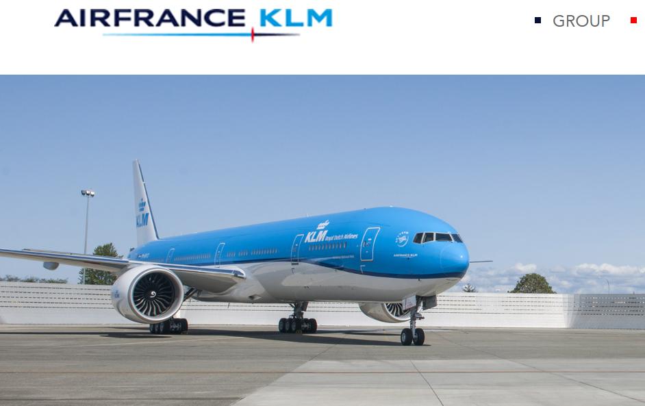 雅高集团有意从法国政府手中收购法荷航集团少数股权,总价值约为4.3亿欧元