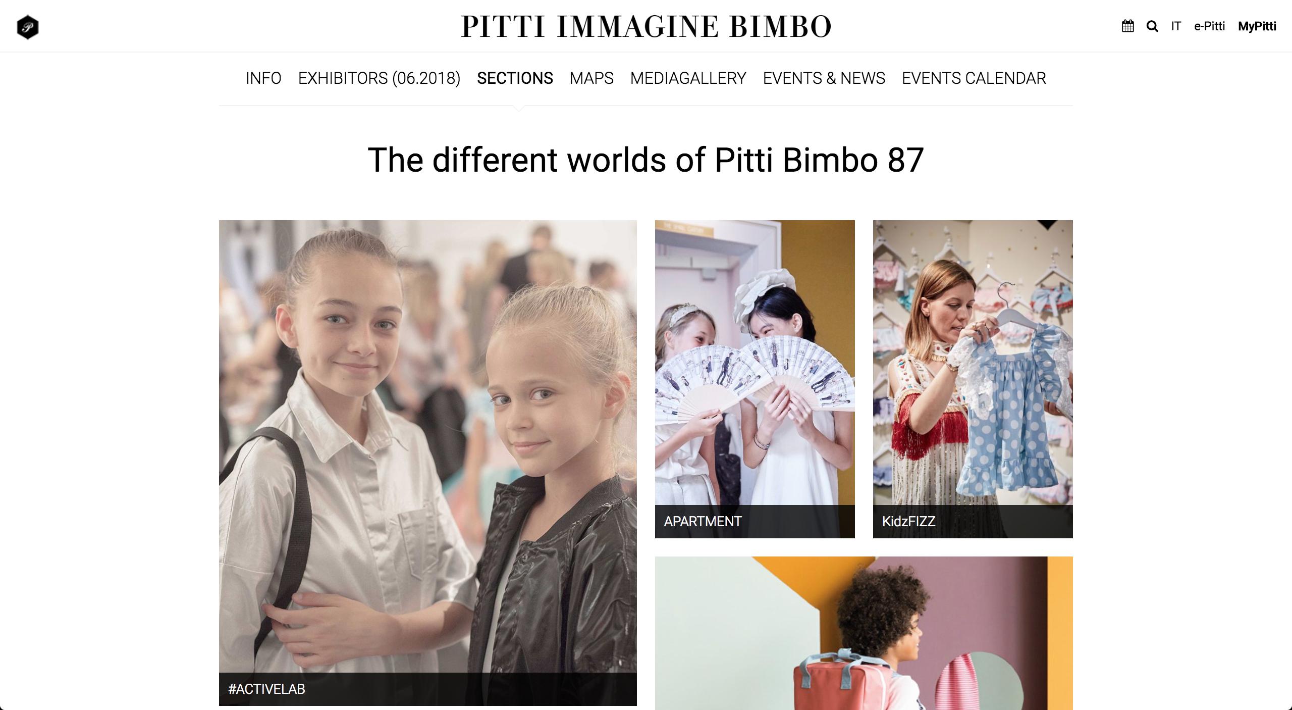 第87届Pitti Bimbo童装展落下帷幕