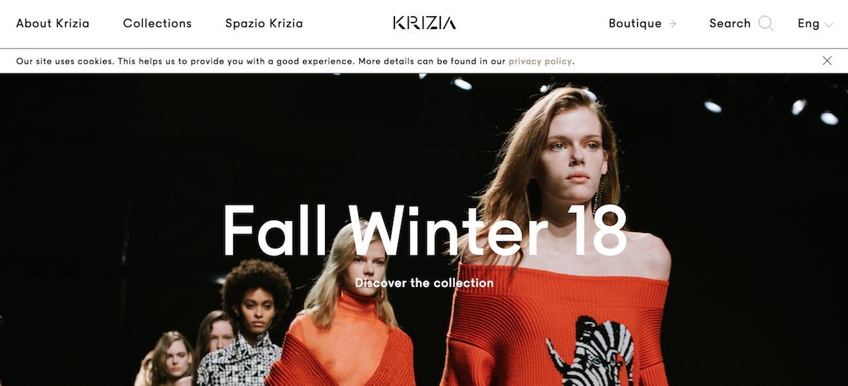 意大利经典成衣品牌Krizia宣布首席执行官Simona Clemenza离职