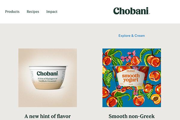 美国希腊酸奶品牌 Chobani 获得新投资,上轮投资方TPG退出