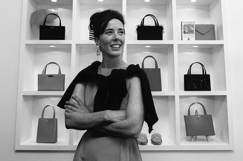 Kate Spade 品牌宣布捐款100万美元,用于改善心理健康和预防自杀