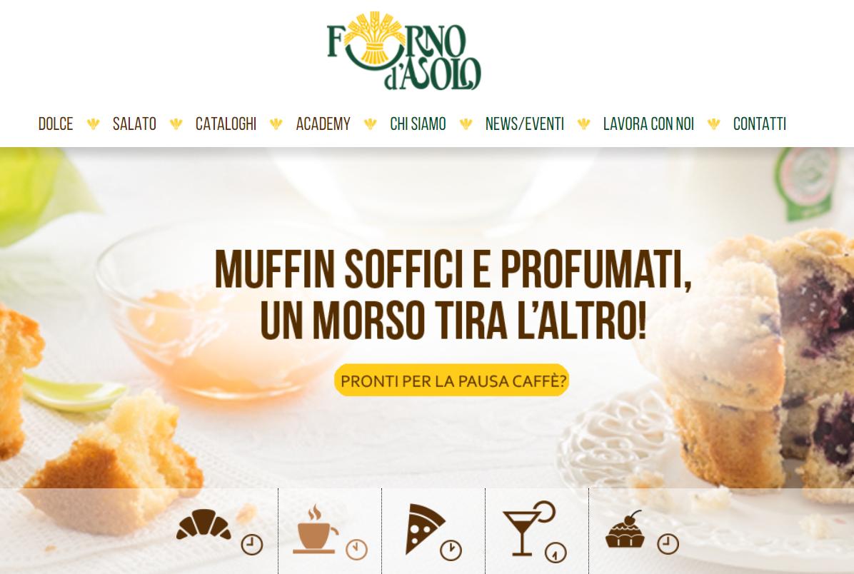 私募基金 BC Partners以近三亿欧元收购意大利烘焙公司 Forno d'Asolo