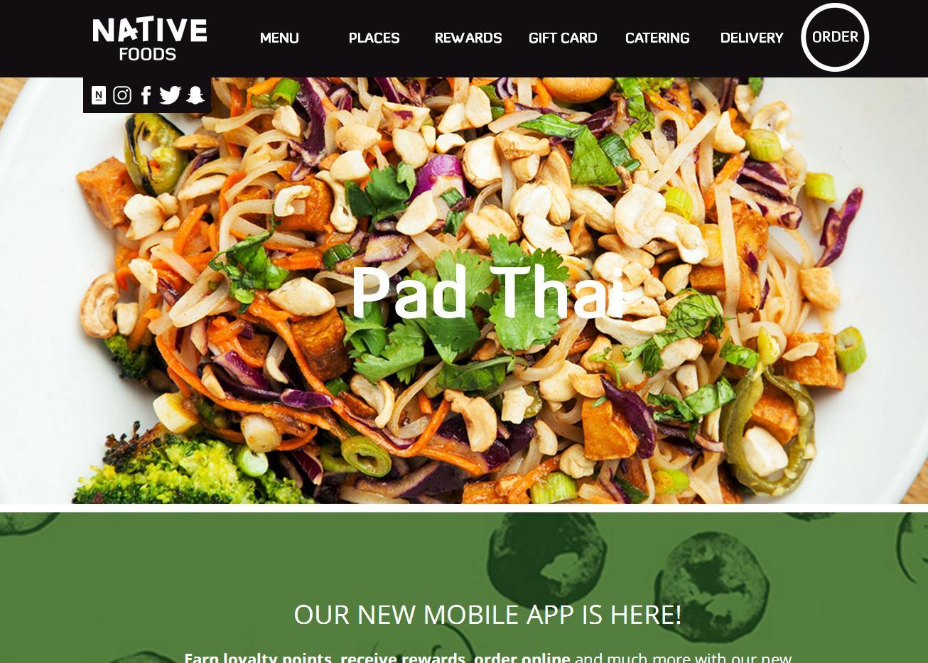 私募基金 Millstone 收购美国素食连锁餐厅 Native Foods Café