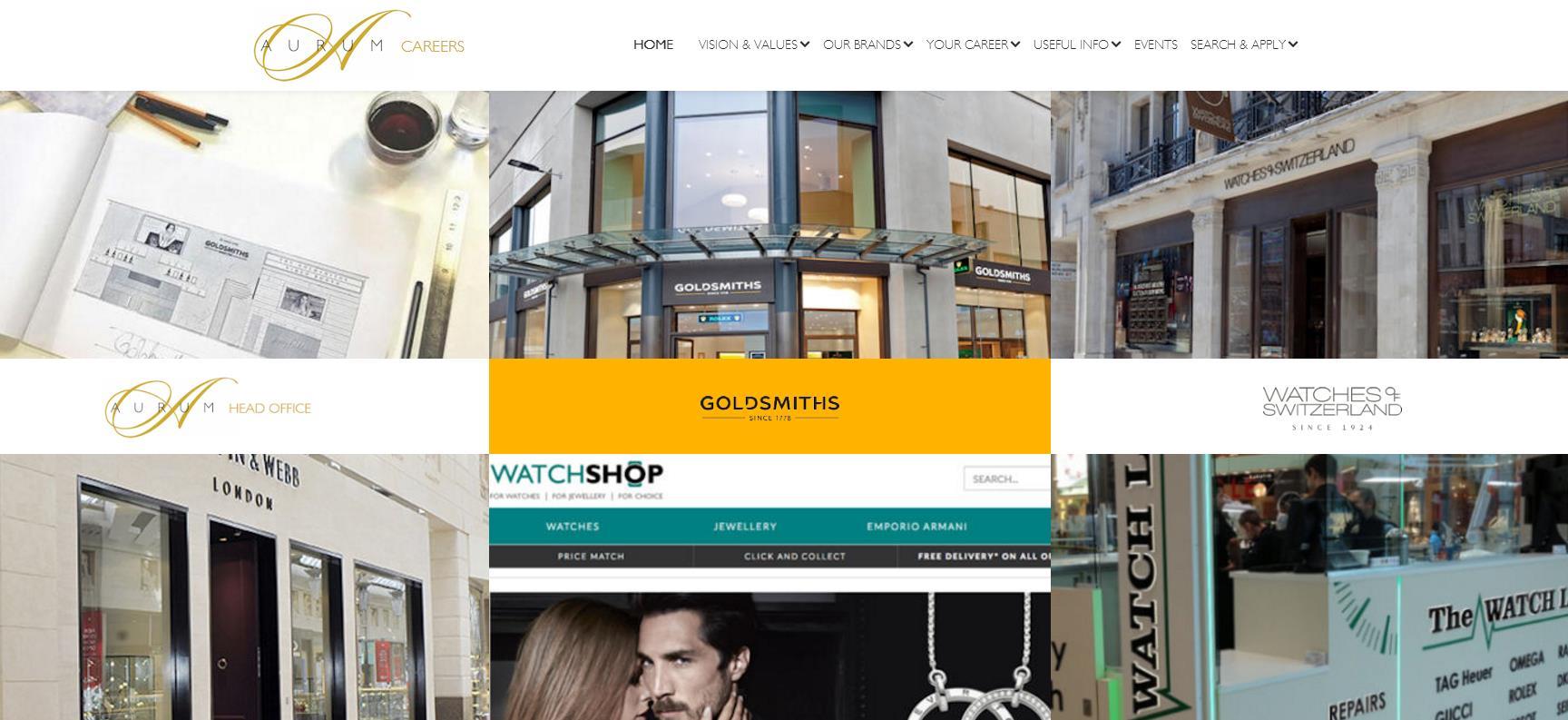 英国最大手表和珠宝分销商 Aurum Holdings 启动上市流程