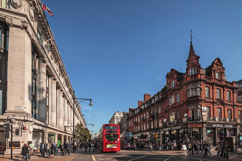 """牛津街改造计划在议会遇阻,伦敦市长认为这是一种""""背叛"""""""