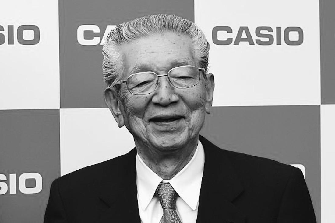 日本电子设备巨头卡西欧联合创始人兼董事会主席樫尾和雄因病去世,享年89岁