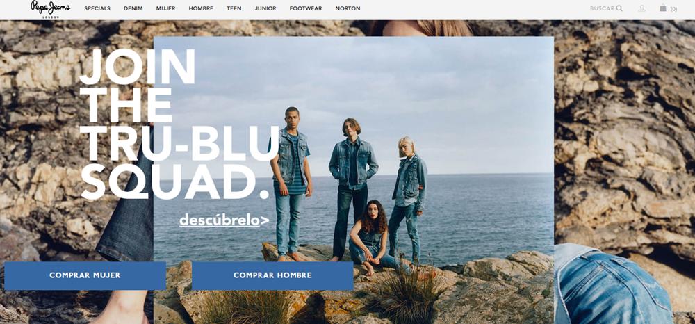 西班牙牛仔及休闲服饰厂商Pepe Jeans集团2017年亏损超1300万欧元