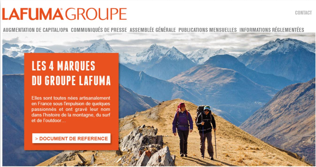 半年内第二次增持,瑞士内睡衣集团 Calida 又收购法国户外运动服饰制造商 Lafuma 8.54%股权