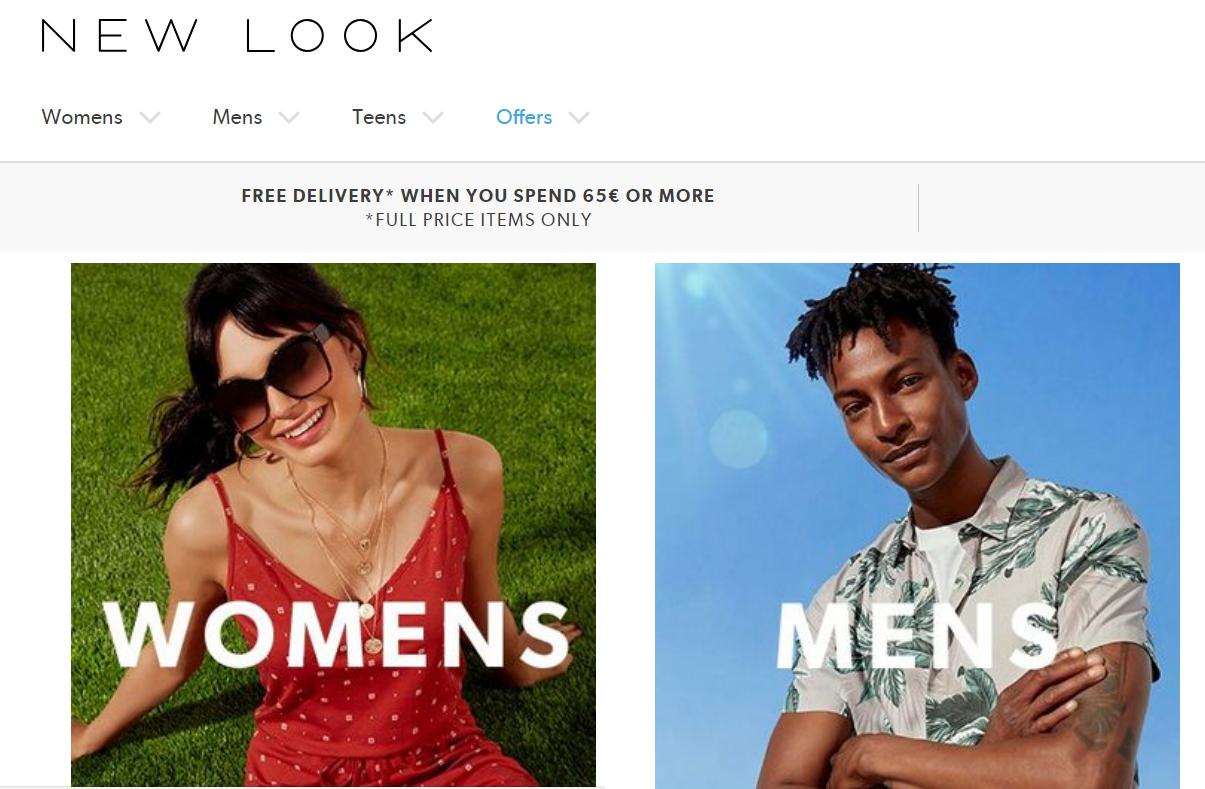 英国高街时尚品牌New Look调整战略,或将放弃中国市场扩张计划