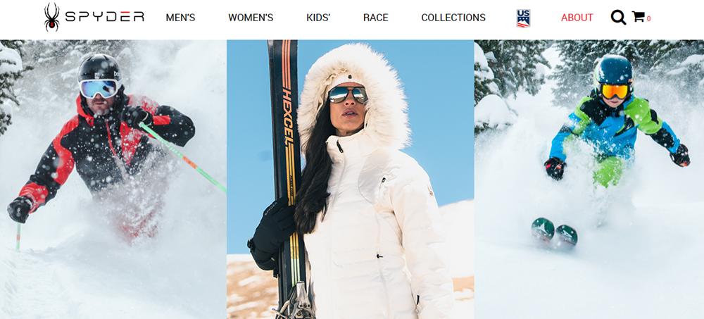美国滑雪运动服饰品牌 Spyder 选择米兰作为进军欧洲市场的突破口