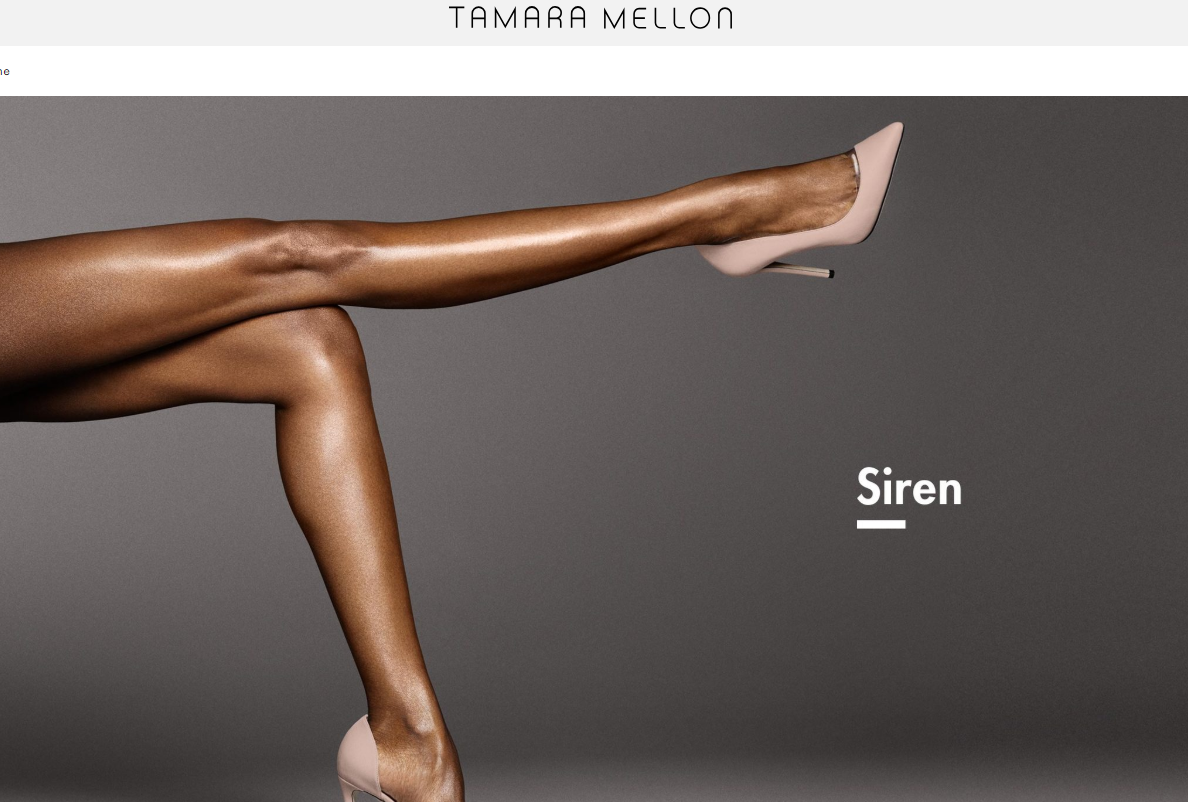 走出破产阴影,重整后的Tamara Mellon同名品牌完成B轮2400万美元融资
