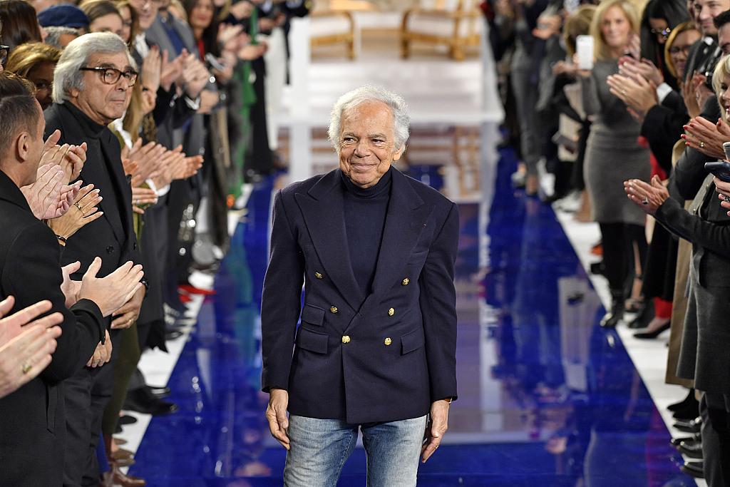 年近八旬的 Ralph Lauren 创始人表示没考虑退休,未来五年有信心再增加10亿美元销售