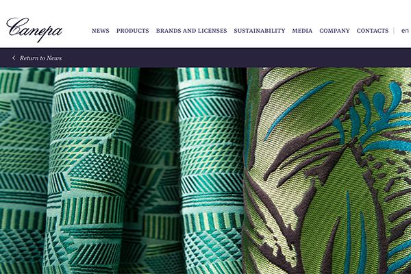 意大利高端纺织面料厂商 Canepa 多数股权被本土私募基金 IDeA CCR II 收购
