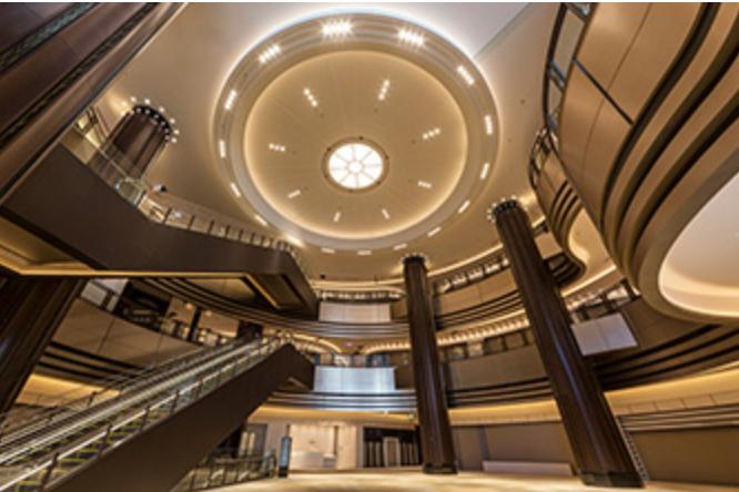 开业不到一个月接待200万人次,探秘日本最新高端购物中心 Tokyo Midtown Hibiya