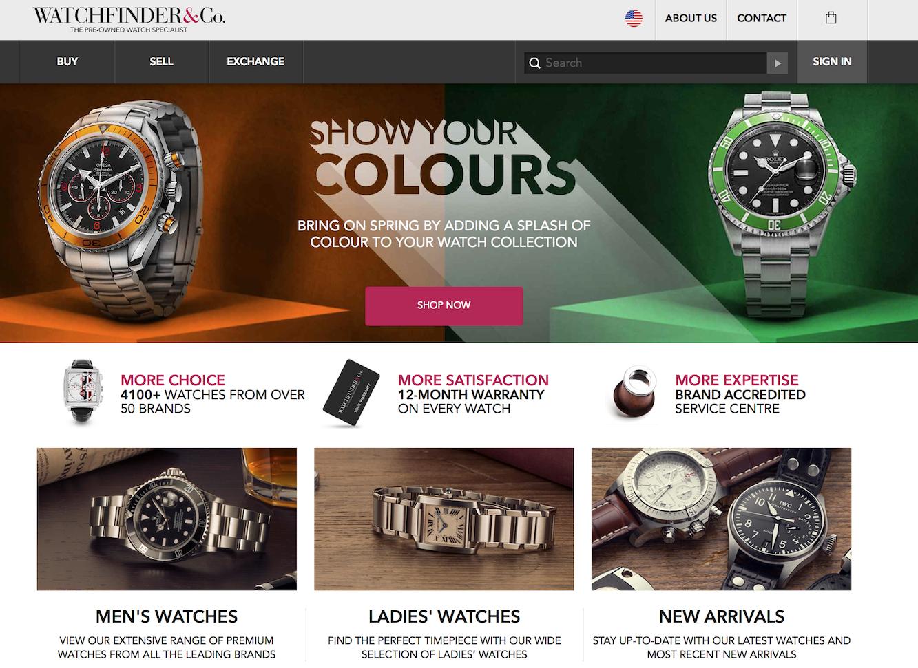 瑞士历峰集团首次涉足二手手表业务,收购英国二手高端手表交易商 Watchfinder
