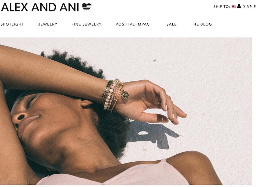 美国设计师珠宝品牌 Alex and Ani 为50多家非营利性慈善机构累计捐赠5260万美元
