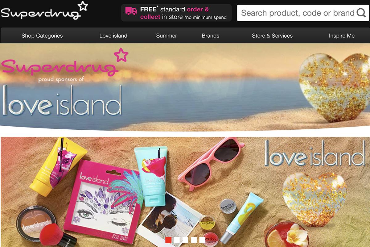 屈臣氏集团旗下英国美妆保健连锁零售商 Superdrug 2017年销售和利润实现双增长