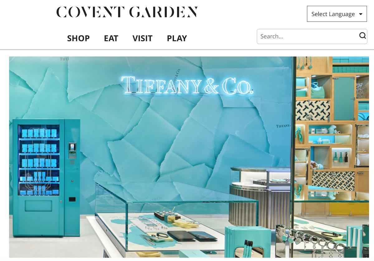 穿着运动鞋卖珠宝!Tiffany 在伦敦开设其全球首家 Style Studio 新零售概念店