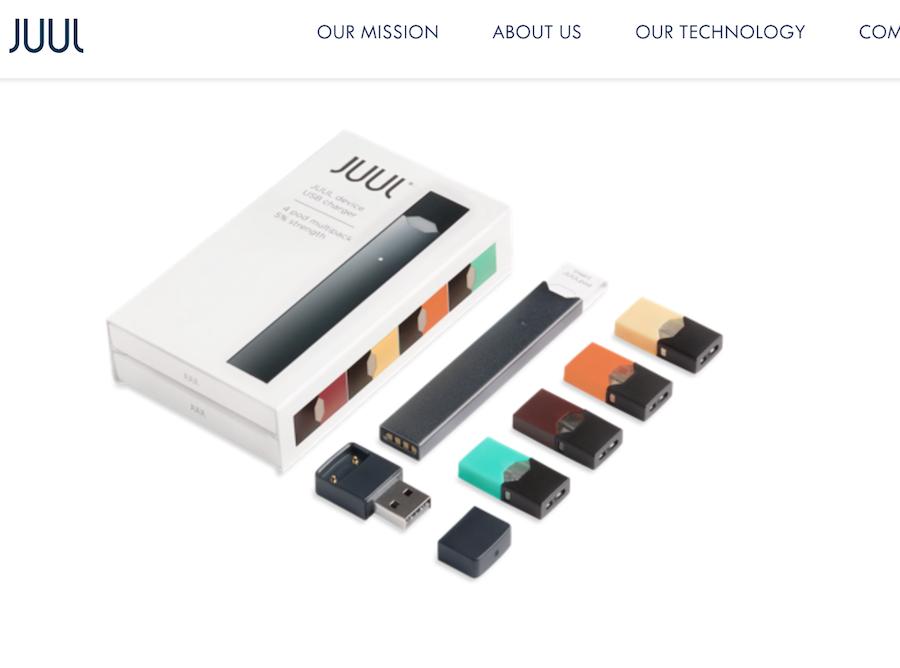 美国电子烟初创公司 Juul 获 6.5亿美元融资,行业仍面临多重压力