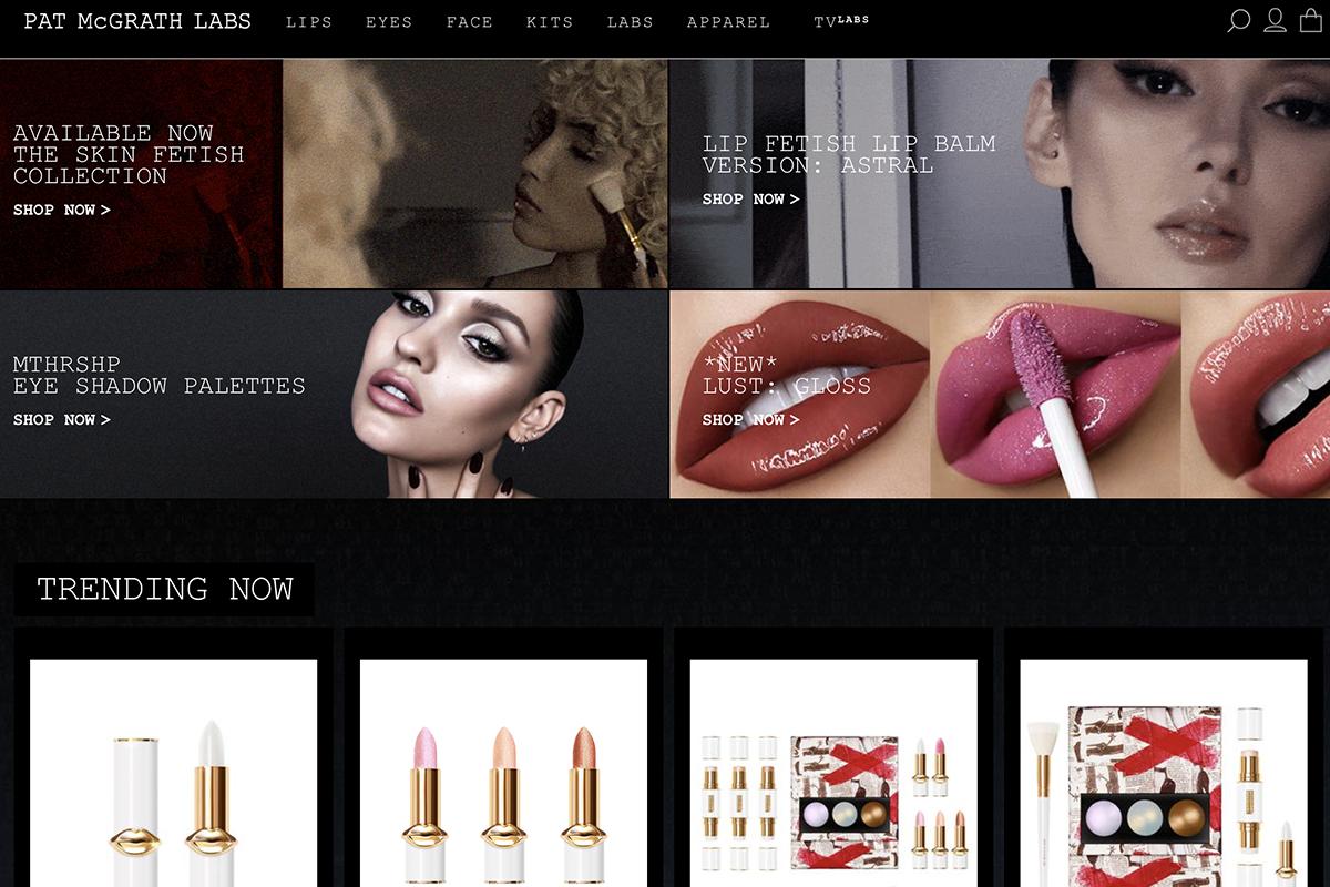 丝芙兰销冠、顶级彩妆大师 Pat McGrath 的个人品牌获法国投资公司 Eurazeo 6000万美元投资