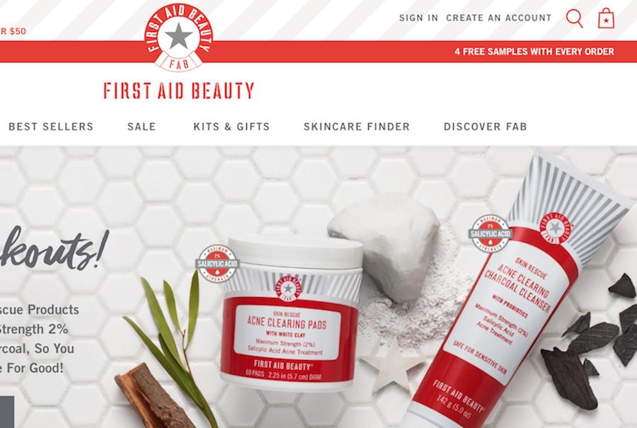 宝洁公司2.5亿美元收购美国护肤品牌 First Aid Beauty
