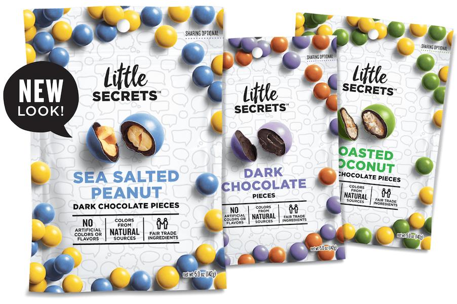 美国新兴食品创业加速器 Sunrise 投资天然巧克力品牌 Little Secrets