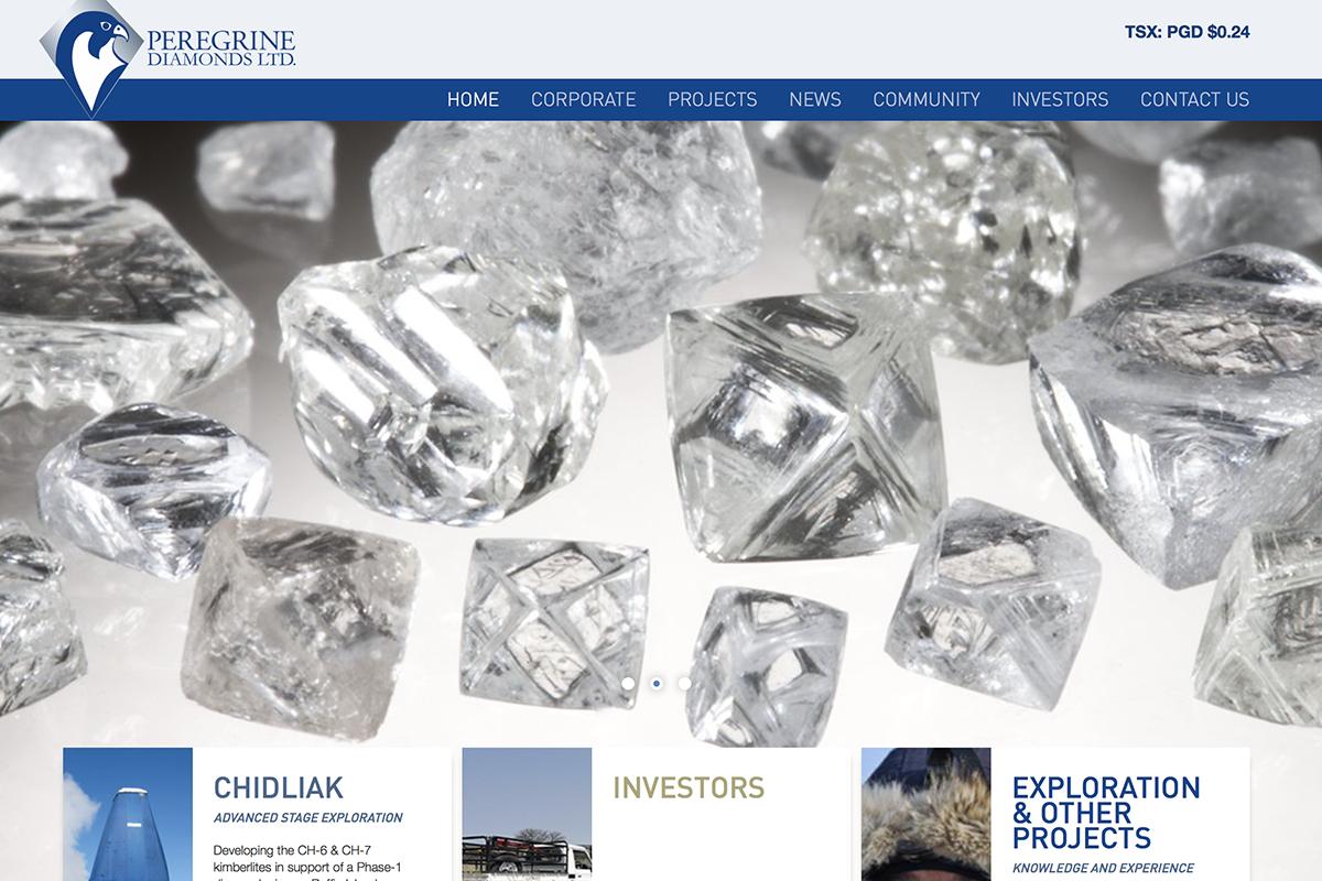 全球最大钻石生产商 De Beers 十八年来首次出手收购钻石勘探公司:加拿大的 Peregrine