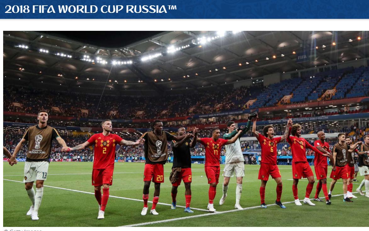 俄罗斯世界杯冷门迭出的最大赢家:Nike