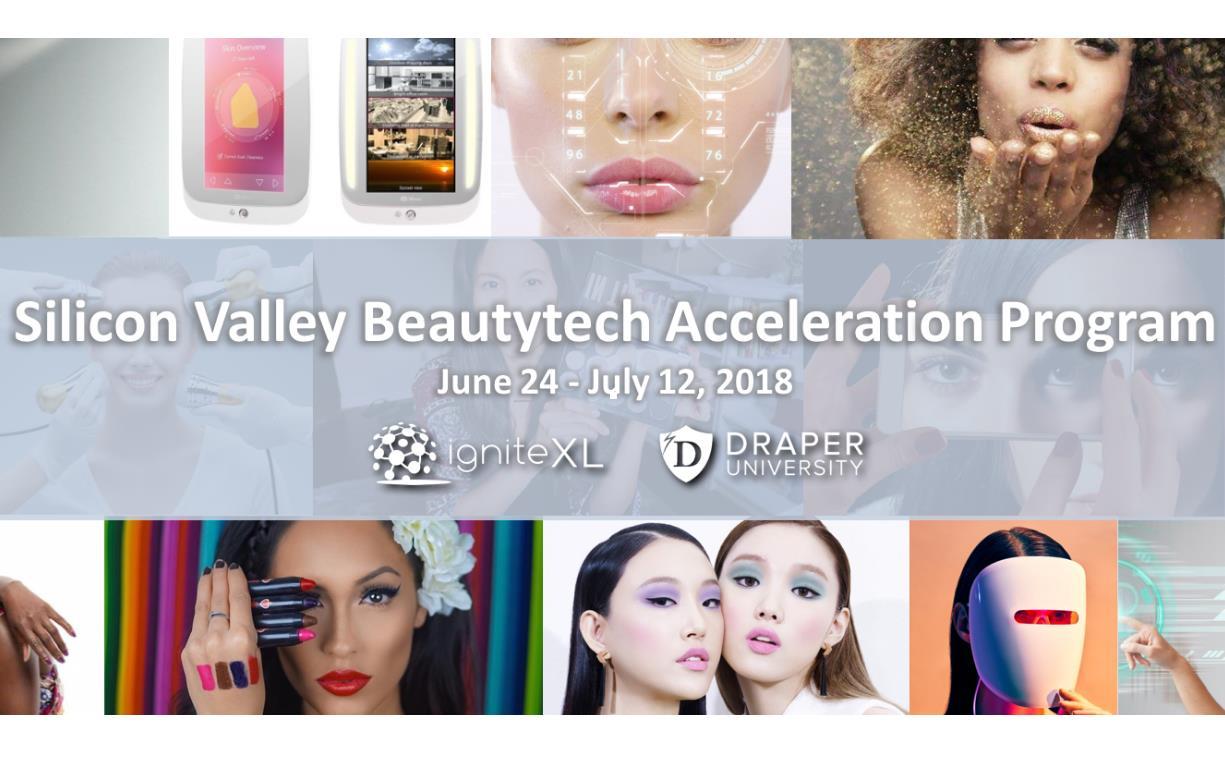 硅谷创业者大学 Draper University 美妆技术加速器项目第一期结束,共9家初创公司参与