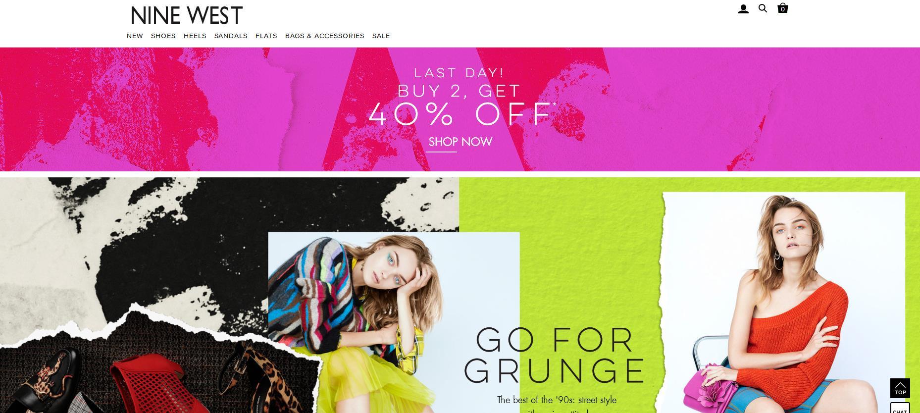 Nine West 集团继卖掉同名品牌后,进一步寻求出售旗下更多珠宝与服装品牌以减轻债务