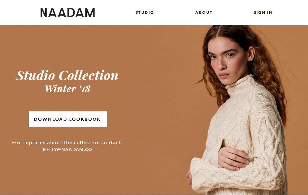 意图颠覆羊绒产业链!纽约互联网奢华羊绒品牌 Naadam获1600万美元 A 轮融资