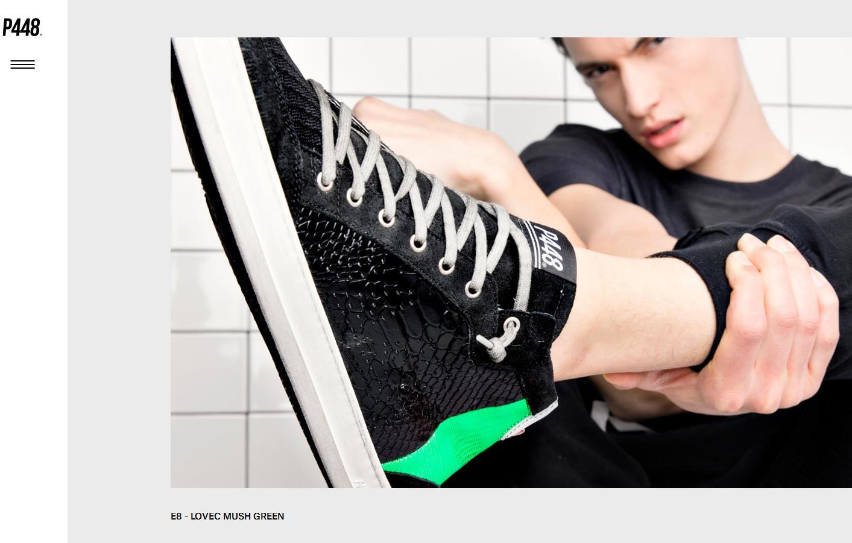 """奢侈时尚运动鞋集团 StreetTrend 联手私募基金控股意大利""""奢华街头风""""运动鞋品牌 P448"""