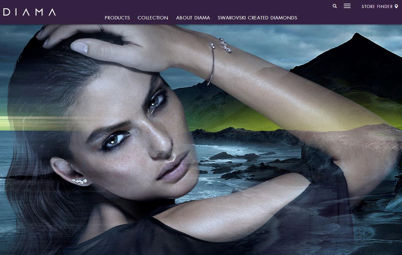 加码人造钻石,施华洛世奇集团将人造钻石品牌 Diama 归入旗下奢侈品部门