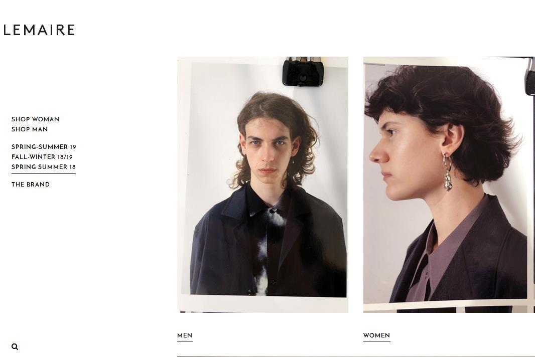 日本迅销集团投资旗下优衣库艺术总监 Christophe Lemaire个人品牌