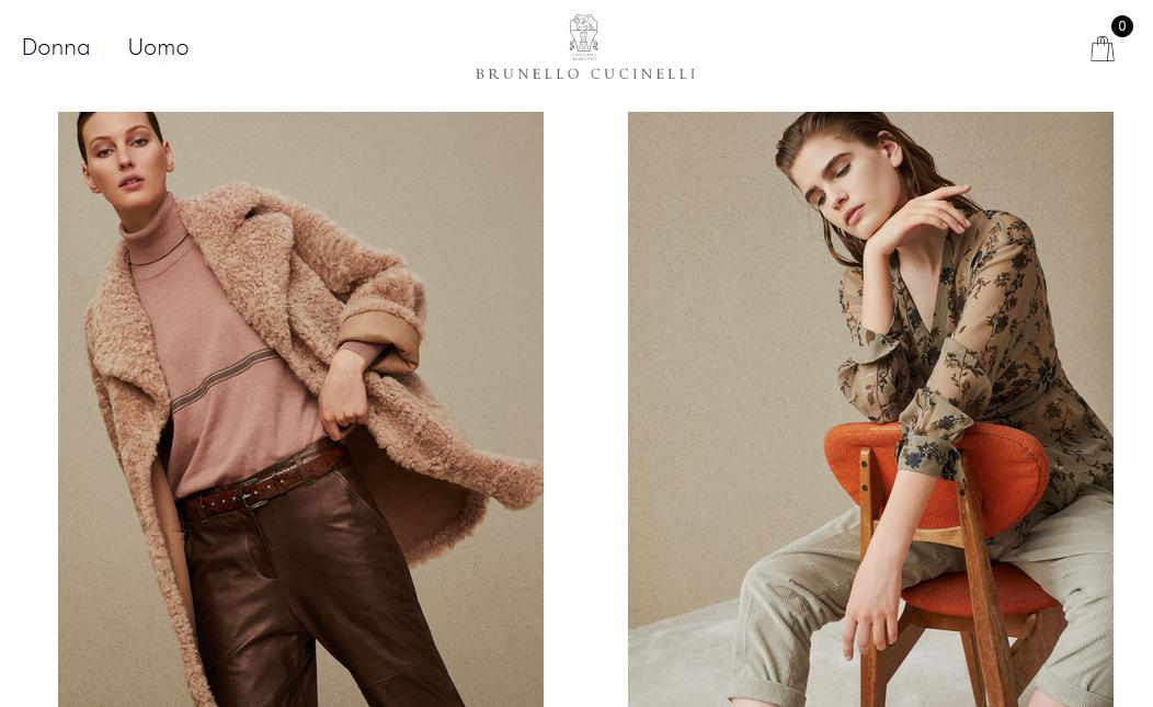 意大利奢侈品牌 Brunello Cucinelli 股价震荡:一些分析师认为其股票太贵了!