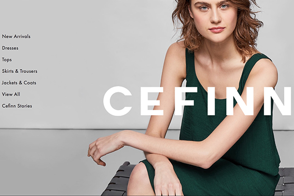 """英国前首相卡梅伦夫人创立的时装品牌 Cefinn 第一年亏损56万英镑,称""""表现好于预期"""""""