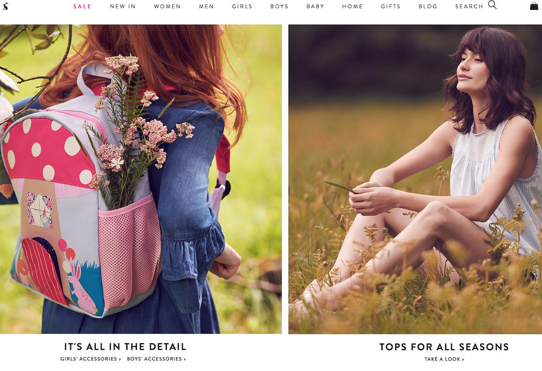 艰难的零售大环境下,英国生活方式零售商 Joules上财年销售额实现18.4%的增长