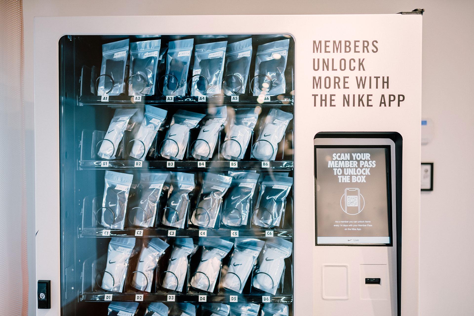 "Nike 推出全新零售概念 ""Nike Live"" 第一家门店"